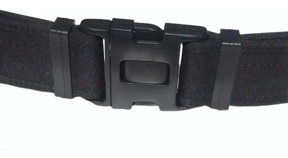 Cinturón Americano Policial Triple Seguridad