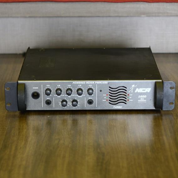 Potência Ll Áudio Nca Pwm1600, Usada, Loja