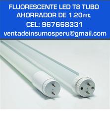 Fluorescente Led T8 Tubo Ahorrador