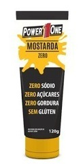 Mostarda Zero Power1one - 120g