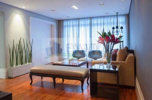 Imagem 1 de 15 de Lindo Apartamento Com 112m², 3 Dormitórios, 1 Vaga, Próximo Ao Parque Ibirapuera. - Em32124