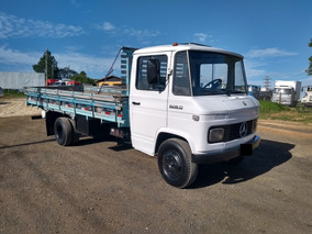 Mercedes-benz Mb 608 Com Carroceria