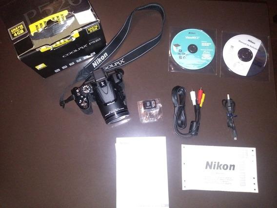 Nikon P520 Pouco Uso