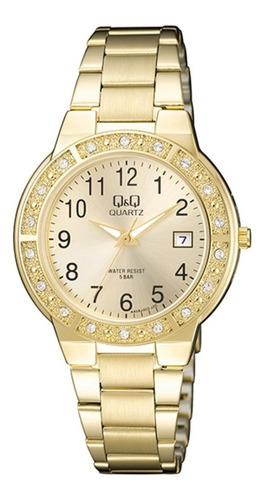 Reloj Mujer Q&q A459-003 Analogo By Citizen / Lhua Store
