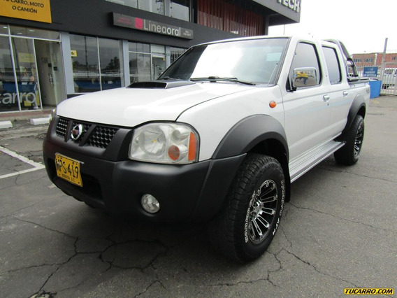 Nissan Frontier Frontier 4x4
