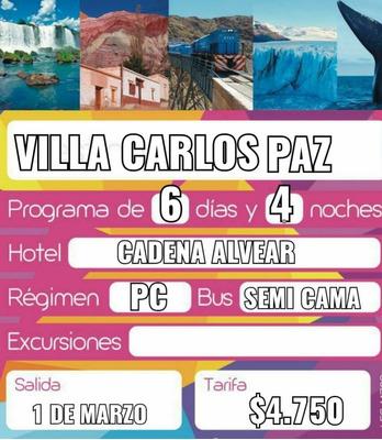 Paquetes Verano / Feriados Y Semana Santa
