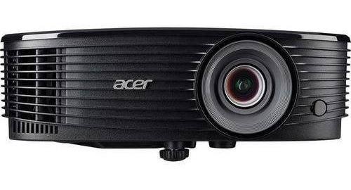 Projetor Acer X1123h 3.600ansi Lumens Svga Hdmi 3d Preto