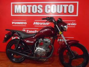 Yumbo Milestone 125 Winner Strong Yumbo Gs Motos Couto