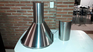 Campana Extractor De Cocina Domec
