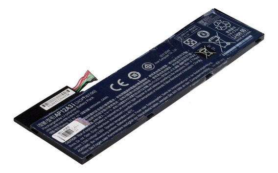 Bateria Para Notebook Acer Aspire M5-481pt - 6 Celulas, 3 H