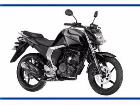 Yamaha Fz 16 Fi Negra Moto 0km Cycles El Mejor Precio