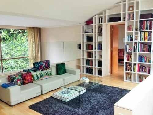 Casa En Condominio En Renta En Bosques Con Amenidades