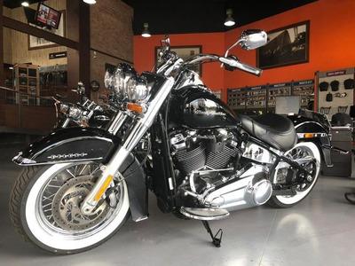 Harley Davidson Deluxe Flde