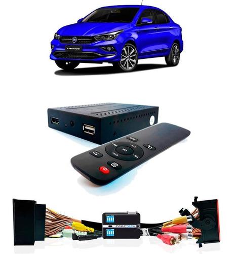 Desbloqueio De Multimidia Com Tv Full Hd Fiat Cronos 2020