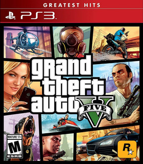°° Grand Theft Auto V Gta 5 Para Ps3 °° En Game Center