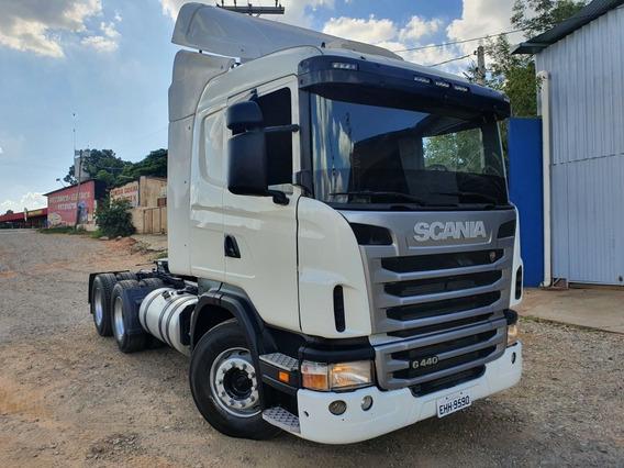 Scania R440 2011 6x4