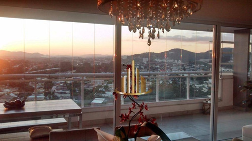 Apartamento Com 3 Dormitórios À Venda, 196 M² Por R$ 1.500.000,00 - Alphaville - Barueri/sp - Ap0137