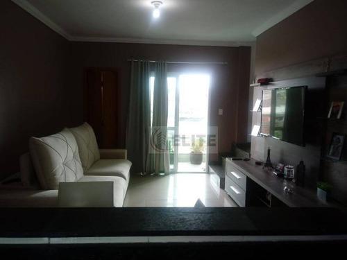 Cobertura À Venda, 150 M² Por R$ 560.000,00 - Vila Marina - Santo André/sp - Co1349