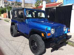 Jeep Wrangler 2.4 Se Austero Mt 2005