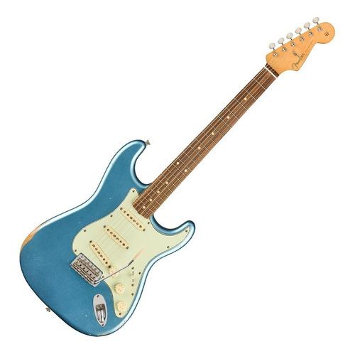 Imagen 1 de 10 de Guitarra Fender Stratocaster Vintage Era Road Worn 60s
