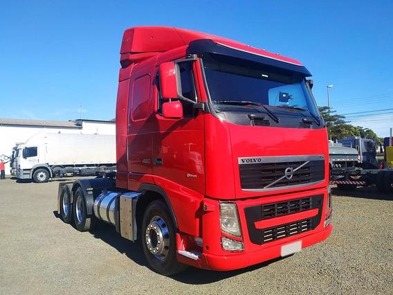 Volvo Fh 460 6x2 2014 Cavalo Trucado Automatico, Sb Veiculos
