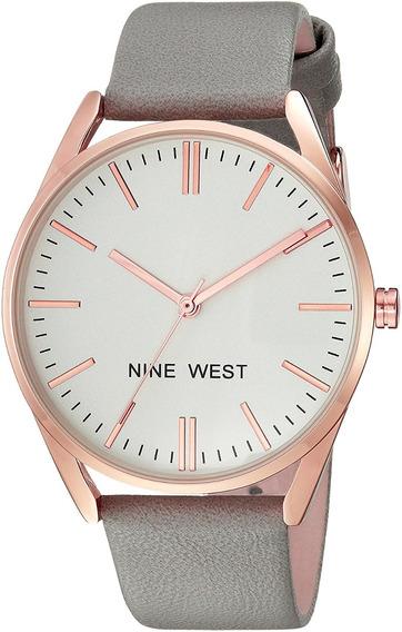 Nine West R1 Reloj De Pulsera Original Con Envío Gratis