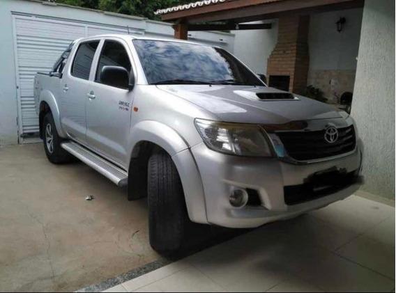 Toyota Hilux 2012 3.0 Sr Cab. Dupla 4x4 Aut. 4p