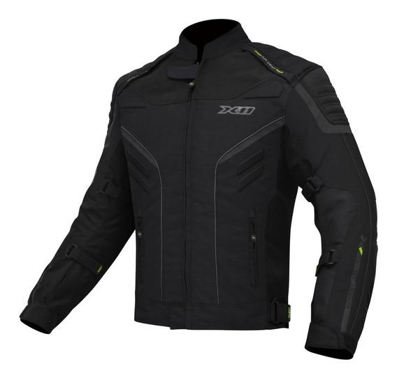 Jaqueta Motoqueiro X11 Iron 2 Para Motociclista Impermeável