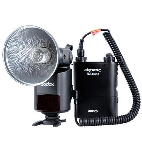 Flash Godox Witstro Ad360 + Bateria P/ Canon/ Nikon / Sony