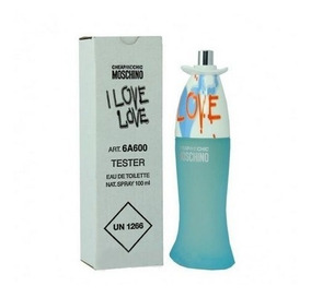 Perfume Moschino Cheap And Chic I Love Love 100ml Tester