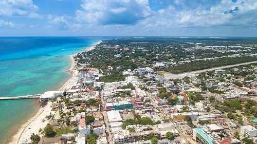 Terreno En Ejido En Venta En Playa Del Carmen