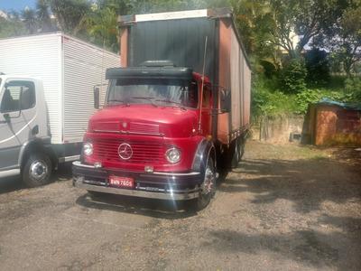 Mb 1113 1981 Truck Sider Filé