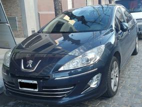 Peugeot 408 Feline 2.0n Nav. El Más Equipado. Excelente!!