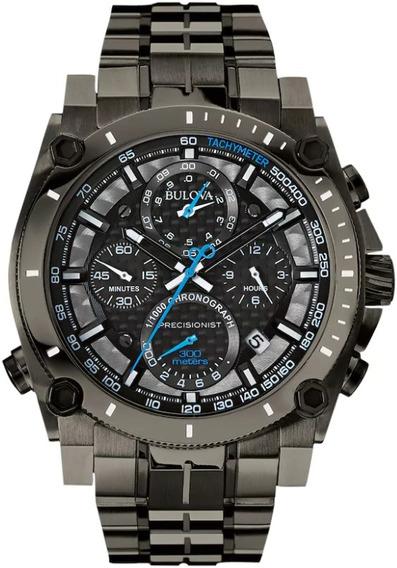 Reloj Bulova 98b229 Precisionist Cronógrafo - 100% Original