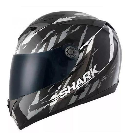 Capacete Motociclista Shark S700 Oxyd Kua Original