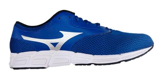 Tênis Mizuno Ez Flex Mp Original Azul Promoção