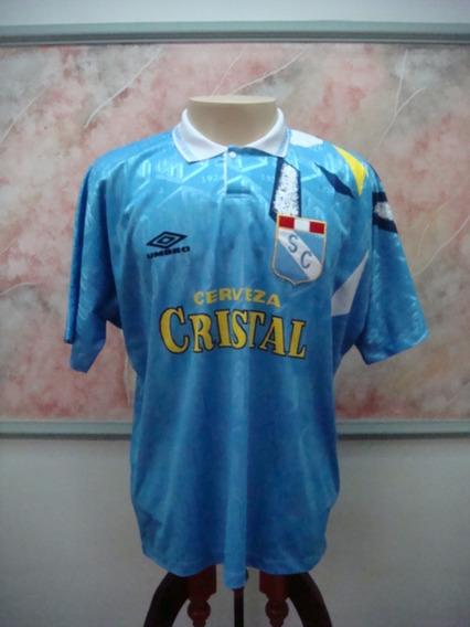 Camisa Futebol Sporting Cristal Peru Umbro Jogo Cod. 2012
