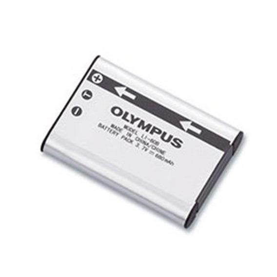 Bateria Olympus Li-60b Maquina Camera Digital 680 Mah