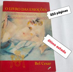 Livro Usado O Livro Das Emocoes Bel Cesar Otimo Estado