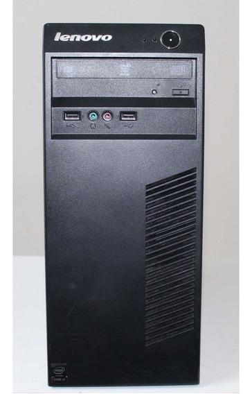 Computador Lenovo 63 Intel Core I3 8gb Hd-500gb