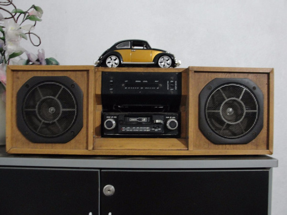 Modular Bosch C/ Tkr ,= Gemini ,som,radio,toca Fita, Tape 80