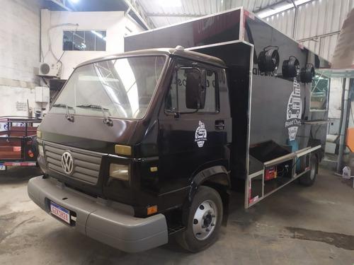 Food Truck Caminhão (montagem Sem O Veículo)