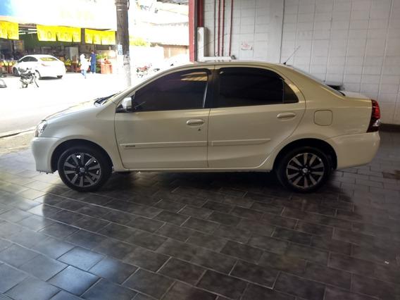 Toyota Etios 2015 Sedan 1.5 Platinum
