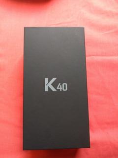 Celular Marca Lg, Modelo Lg K40.