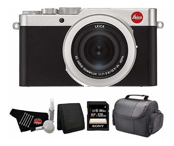 Camara Leica D-lux 7 Point Y Shoot Digital 19116 Kit 128gb ®