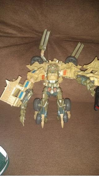 Transformers Bonecrusher 2007