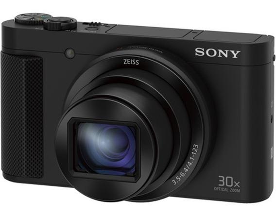 Câmera Sony Cyber-shot Dsc-hx80 Fullhd Wifi