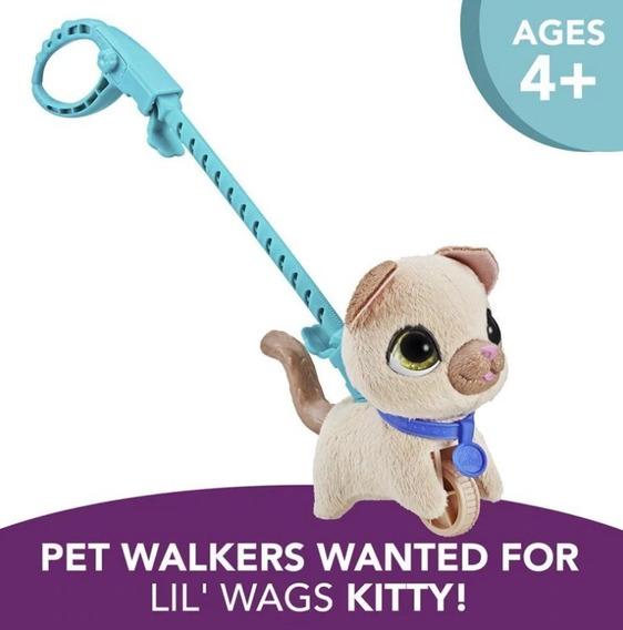 Cachorrinho Dog Passeio Walk Pelúcia Hasbro Presente Natal