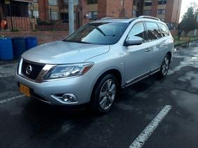 Nissan New Pathfinder Esclusive 4wd 3.5lts Aut Cvt 7 Puesto