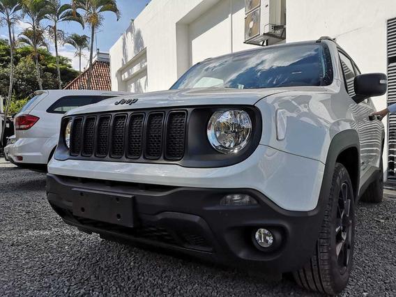 Jeep Renegade Night Eagle Versión Especial